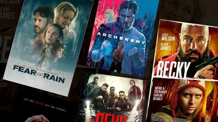 Ada 7 judul film andalan yang hadir di tayangan film platform digital Klik Film mulai Maret 2021. Tujuh film itu berjudul Fear Of Rain, Dreamcatcher, Archenemy, The Devil Bellow, Becky, Jallikattu dan Penguin Bloom.