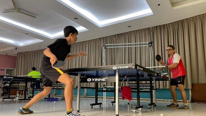 Menepuk Inspirasi dari Klinik Pingpong, Menyiapkan Anak Jadi Atlet Tenis Meja Indonesia Masa Depan