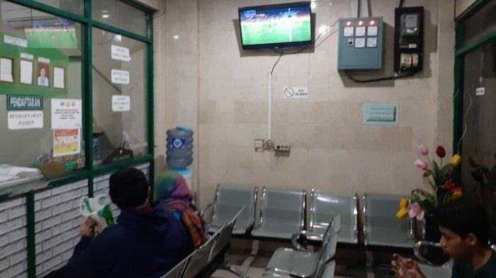 Begini Suasana Klinik Dokter Timnas Indonesia Saat Laga Final Sepak Bola SEA Games 2019