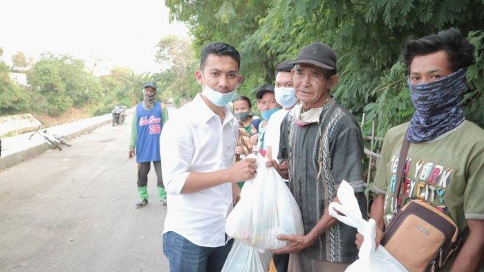 Sambut Sumpah Pemuda, Koalisi Aktivis Mahasiswa Indonesia Berbagi di Jakarta Timur
