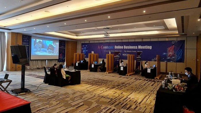 Kocca KITA Fasilitasi Pertemuan Bisnis Pelaku Industri Kreatif Korea Selatan dan Indonesia