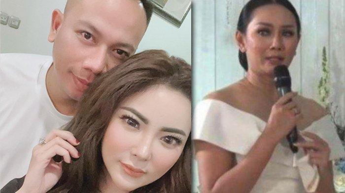 Unggah Foto Video Call dengan Vicky Prasetyo, Ayu Aulia Dilabrak Kalina Oktarani