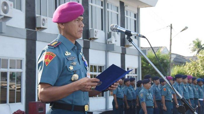 Kepala Penerangan Komando Gabungan Wilayah Pertahanan I Kolonel Marinir Aris Mudian