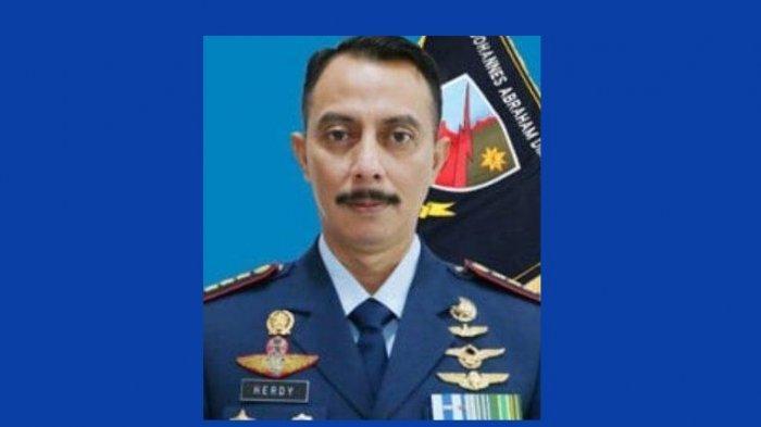 Kolonel Herdy Arief Budiyanto Dicopot Sebagai Danlanud Merauke Kasus Injak Kepala, Ini Profilnya