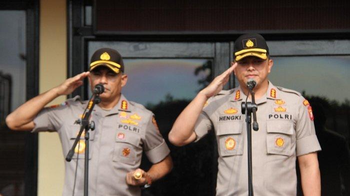 Kapolres Jakarta Barat akan Digantikan Kombes Pol Audie S Latuheru Putra Papua