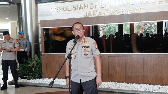 Anggota dan Tahanan Polda Metro Jaya Dipastikan Bebas Virus Corona, Tak Ada yang Libur