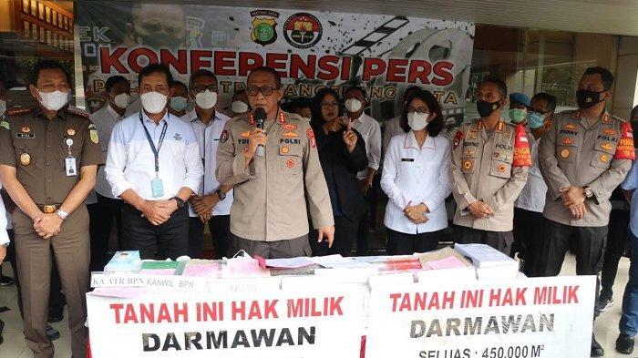 Sidang Lanjutan Kasus Mafia Tanah Seluas 45 Hektar di Pinang, Saksi Beberkan Modus Kedua Terdakwa