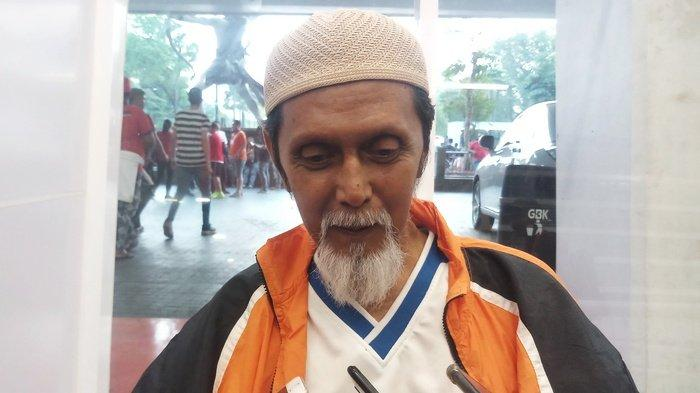 Spirit In Harmony Behind of Football, Legenda Persija Lakukan Laga Amal untuk Sofyan Hadi