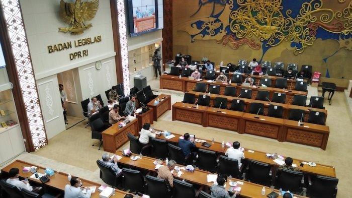 Pemerintah dan DPR Sepakat Cabut Revisi UU Pemilu dari Prolegnas 2021, RUU KUP Jadi Gantinya