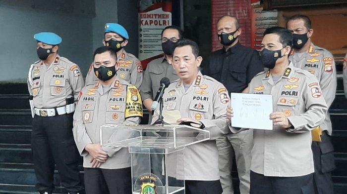 Loyalitas dan Integritas Teruji,Komjen Pol Listyo Sigit Prabowo Digadang Sebagai Calon Kuat Kapolri