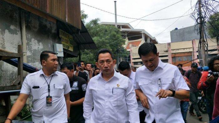 Kabareskrim Komjen Pol Listyo Prabowo Bertaruh untuk Tangkap Djoko Tjandra dan Ternyata Berhasil