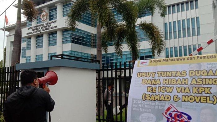KOMPAN Minta BPK RI Turut Tangan Soal Dugaan Aliran Dana asing ke Indonesia Corruption Watch