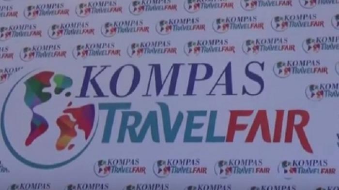Siap-siap Merancang Liburan Bersama Kompas Travel Fair