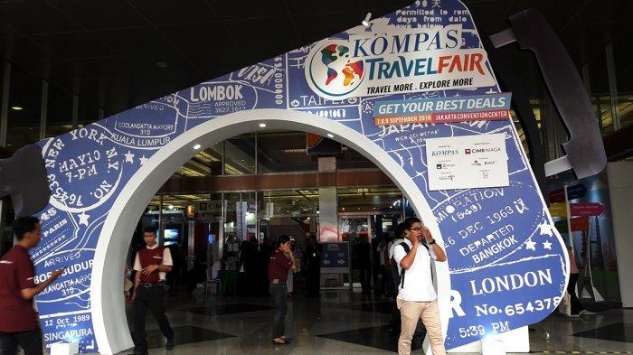 Kunjungi Kompas Travel Fair Kalau Mau ke Kuala Lumpur PP Rp 178 Ribuan
