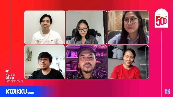 Kompetisi Menulis Novel dan Webtoon Berhadiah Total Rp 500 Juta Digelar Lagi, Tertarik Jadi Peserta?