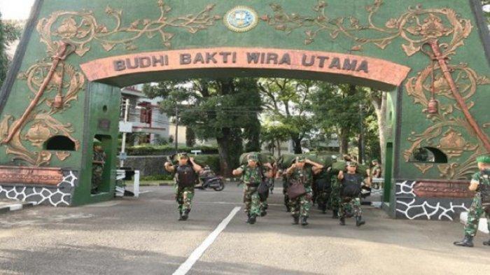 Berkurang 67 Orang, Masih Ada 1.115 Pasien Positif Covid-19 di Secapa TNI AD