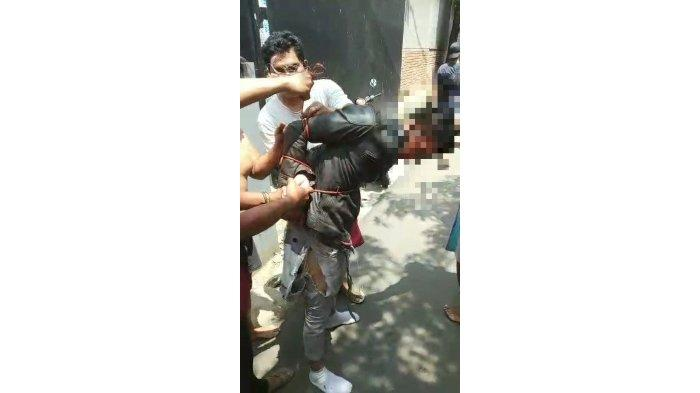 Dua Warga Jalan Sukabakti I, Ciputat Ditembak Komplotan Perampok Bersenjata Api