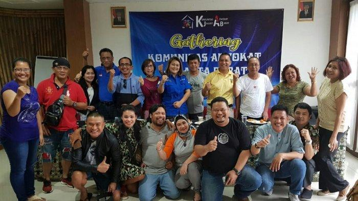 Komunitas Advokat Jakarta Barat (KAJB) Imbau Organisasi Advokat Bisa Bersatu Lagi