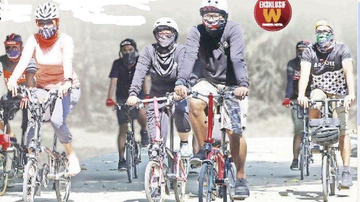 Hanya Boleh Beli Satu Sepeda Brompton, Baru Dapat Barang setelah Menunggu Dua Minggu