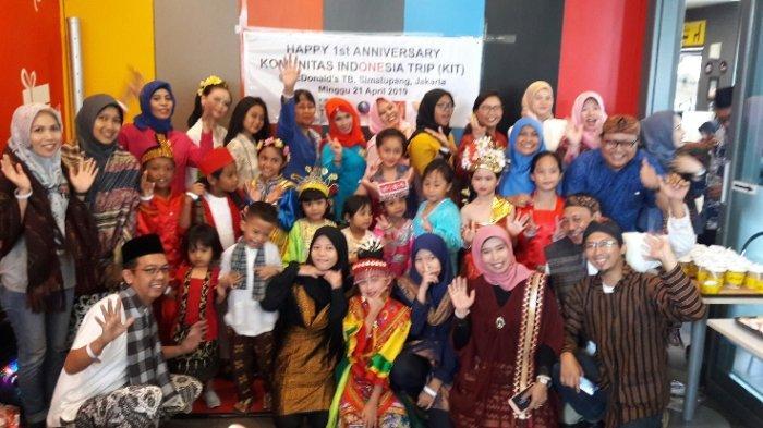 Komunitas Indonesia Trip Gelar Sarapan Pagi Bersama Anggota dan Keluarga
