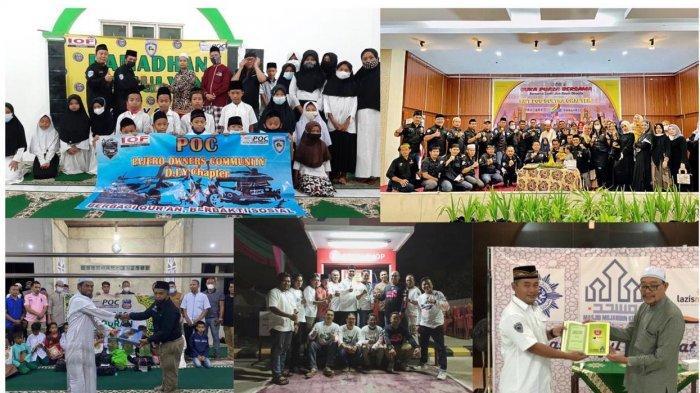 Komunitas Pemilik Pajero Bagikan 1001 Alquran dan Sembako untuk Warga di 19 Kota di Indonesia