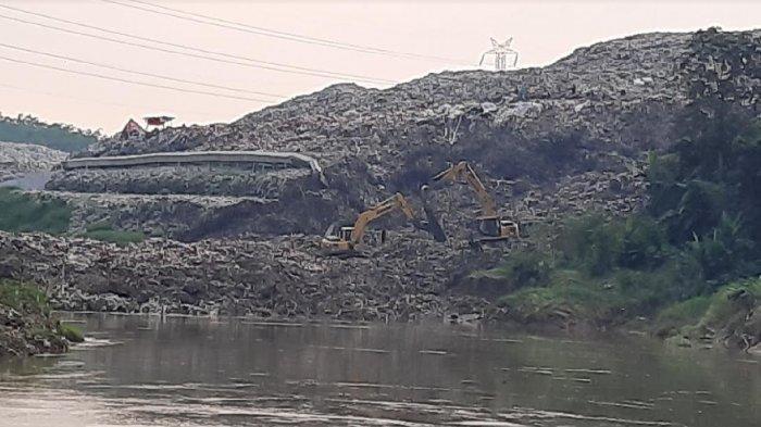 Gunungan Sampah TPA Cipeucang Longsor, Aktivis Lingkungan Minta Pemkot Tangsel Bertanggung Jawab