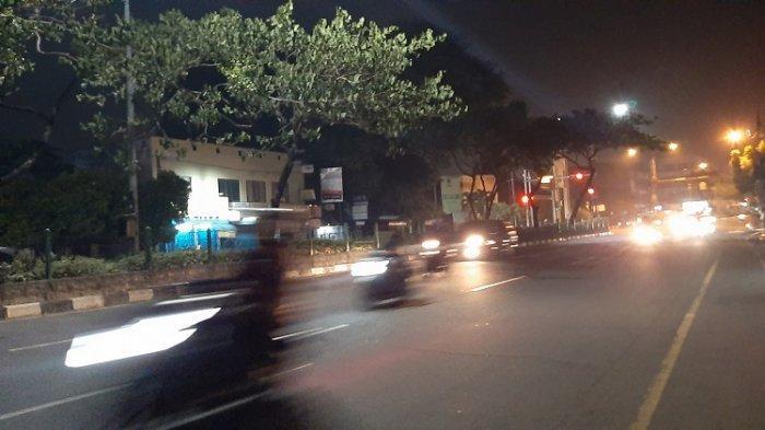 TRAFFIC UPDATE: Jumat Malam, Jalan Raya Margonda Lancar di Kedua Arah