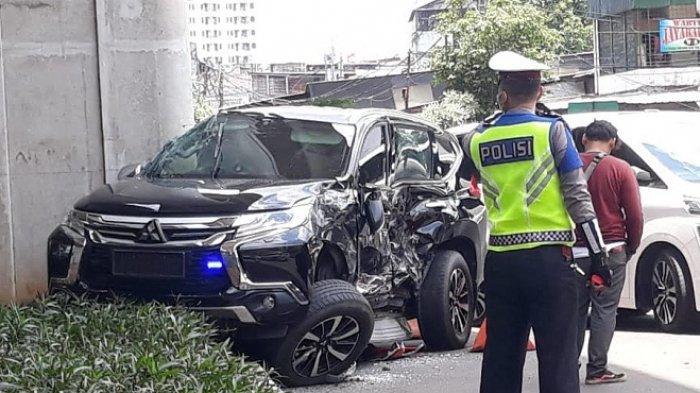UPDATE TransJakarta Tabrak Pajero Istri Irjen Boy Rafli Amar, Polisi Bakal Periksa Saksi Ahli