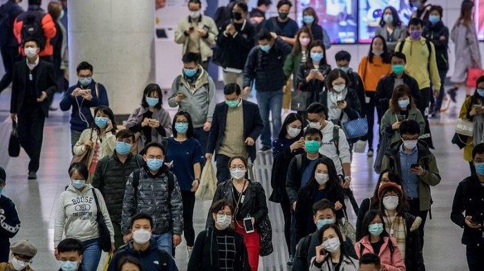 UPDATE Kematian Akibat Virus Corona Mencapai 1.112 Orang di Dunia, Kapal Pesiar Ditolak Mendarat