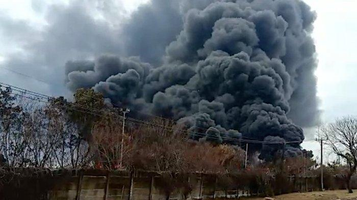 Ahok Buka Suara Terkait Kebakaran Kilang Balongan Indramayu, Sebut Pertamina Begini