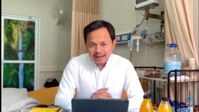 Kabar Terbaru Bima Arya di Hari ke-20 Isolasi Diri di RSUD Kota Bogor, Tetap Olahraga di Pojok Kamar