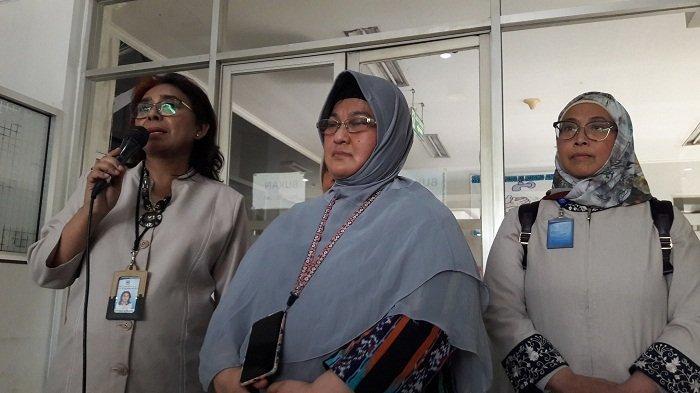 Satu dari Dua Orang Pasien Positif Corona di RSUP Persahabatan Jakarta Alami Sesak Napas