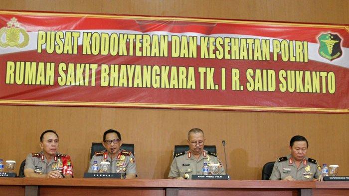 Kapolri: Kemampuan TNI dan Polri Masih Jauh di Atas Teroris
