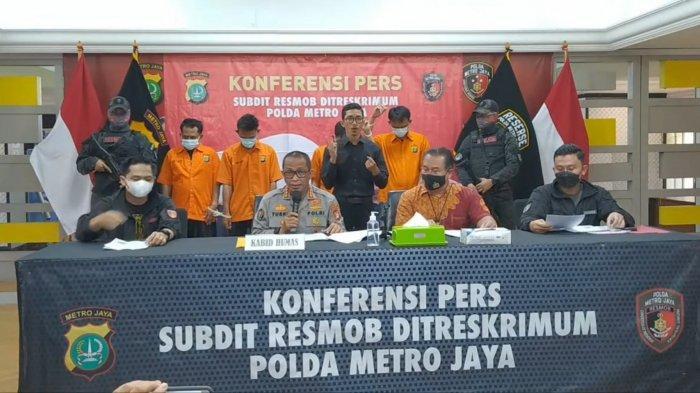 Ratusan Kali Beraksi, Komplotan Copet Spesialis Angkot di Tanah Abang Akhirnya Dibekuk Polisi