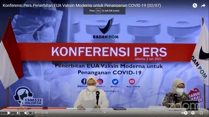 Atur Distribusi Obat di Masyarakat, BPOM Bantah Blokir PT Harsen Selaku Produsen Ivermectin