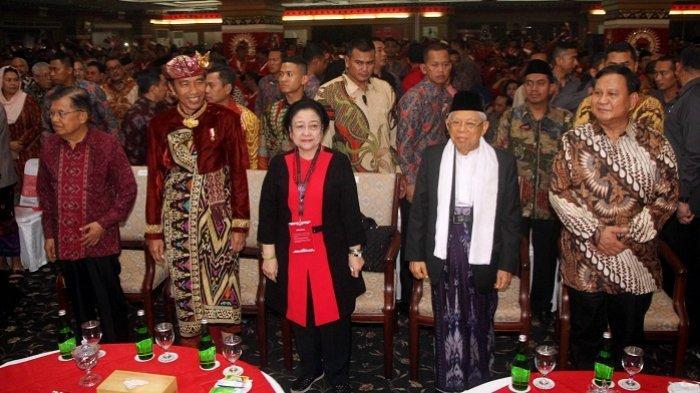 Pengamat Nilai Jokowi Bakal Kesulitan dan Tak Nyaman Setelah Megawati Minta Jatah Menteri Terbanyak