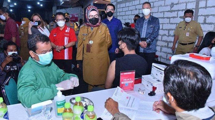 Kolaborasi Konimex dan Halodoc Fasilitasi Vaksinasi Covid-19 Massal bagi Warga KabupatenSukoharjo