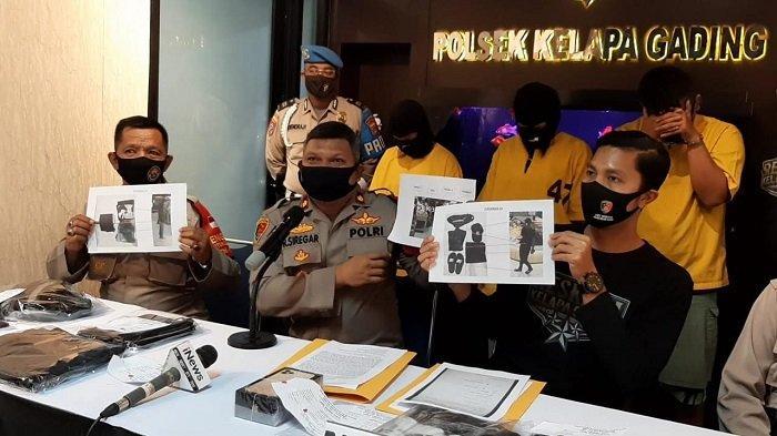 Komplotan Pencopet di Pasar Swalayan di Kelapa Gading, Setiap Akhir Pekan Beraksi di Malaysia