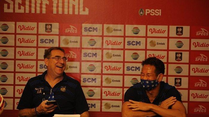 Semifinal Leg Kedua Piala Menpora Jadi Pembuktian Bagi Persib Bandung dan PS Sleman, Peluangnya Sama
