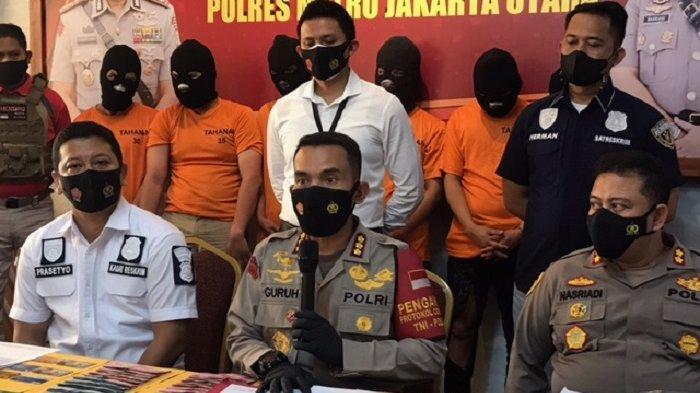 Kawanan Bandit Bobol ATM Raup Puluhan Juta, Hasil Kejahatan Buat Beli Celana Jins dan Baju
