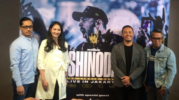 Mike Shinoda Linkin Park Dijadwalkan Menggelar Konser Solo Perdana Di Jakarta Pada 4 September 2019 Warta Kota