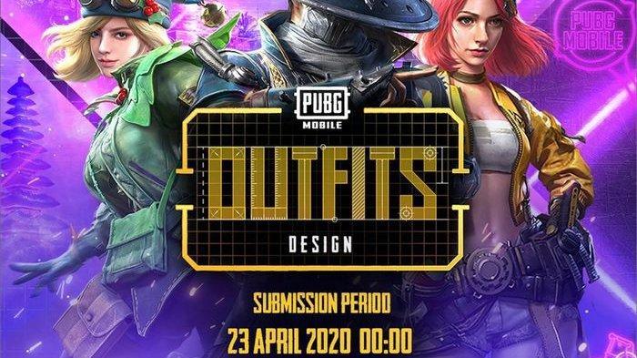 Kontes Design Outfit PUBG Mobile Berhadiah iPhone 11 Pro