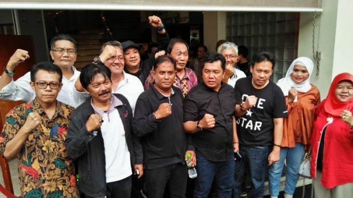 Ratusan Ormas Gelar Halalbihalal dan Doa Bersama Untuk Jokowi-Ma'ruf Amin