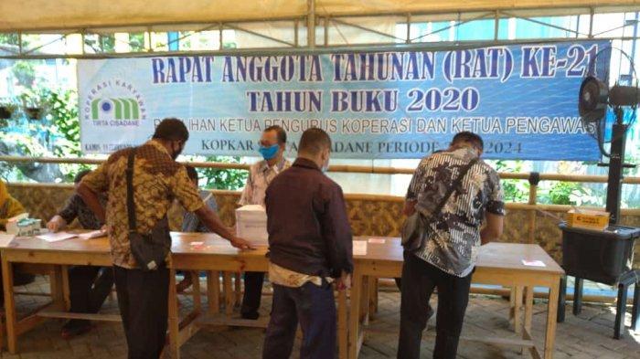 Pemilihan Ketua Koperasi PDAM Tirta Benteng Kota Tangerang Diduga Cacat Hukum