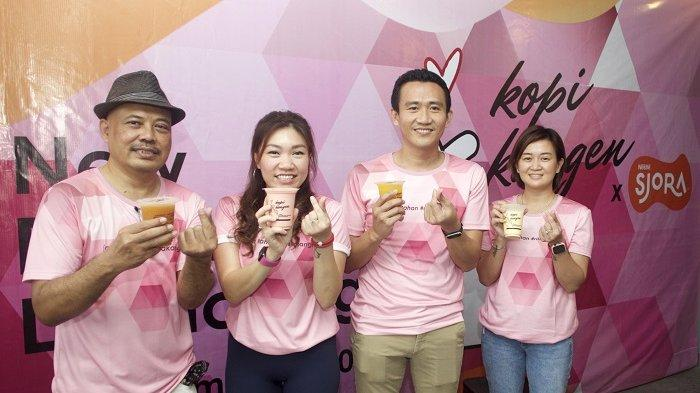 Kolaborasi dengan Sjora Nestle, Kopi Kangen Luncurkan Empat Varian Minuman Baru Sekaligus