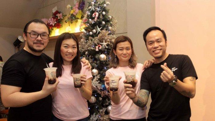 Sambut Natal dan Tahun Baru, Kopi Kangen Luncurkan Varian Minuman Kangen Dimanjah
