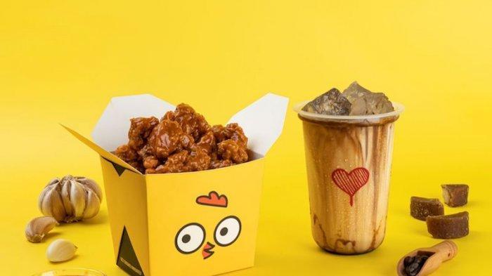 Kopi Kenangan luncurkan Chigo, yaitu ayam goreng tanpa tulang dengan tujuh variasi saus dan lima variasi sambal. (dok. Kopi Kenangan)