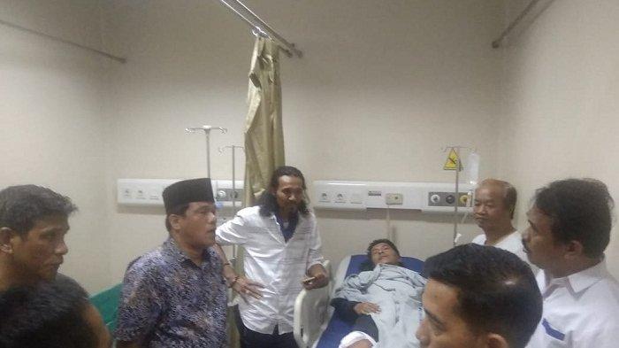 Penjaga Sanggar Senam di Tangerang Terkapar Diserang Kelompok Penagih Utang