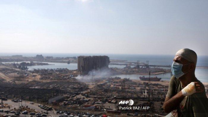 Khaldiya Tinggalkan Suriah Hindari Perang, namun Tewas di Beirut akibat Ledakan Maha Dahsyat