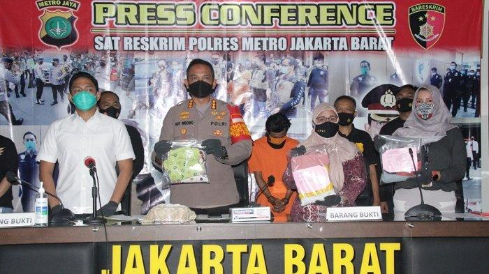 Kapolres Metro Jakarta Barat Kombes Ady Wibowo mengungkapkan kasus kekerasan seksual yang menimpa gadis berusia 15 tahun dan dilakukan oleh tetangga korban sendiri.